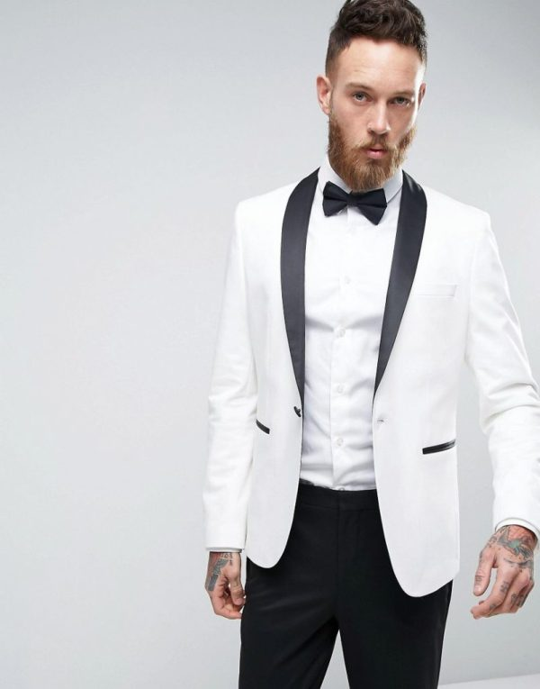 Awesome Ideas White Suits Men - Hollywood