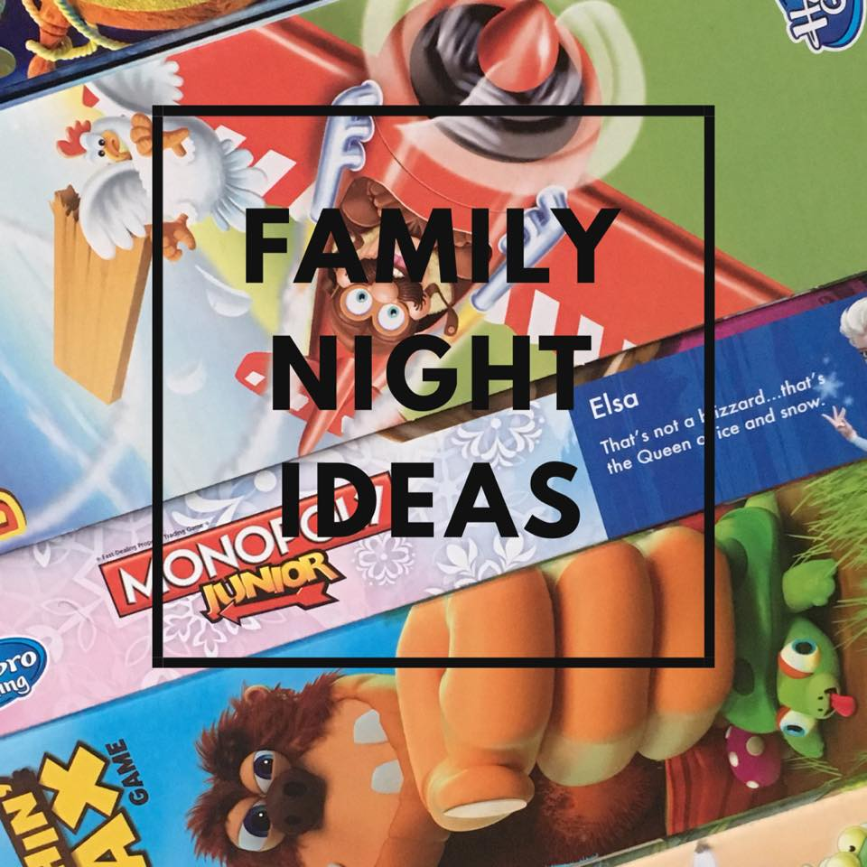 5 top family night