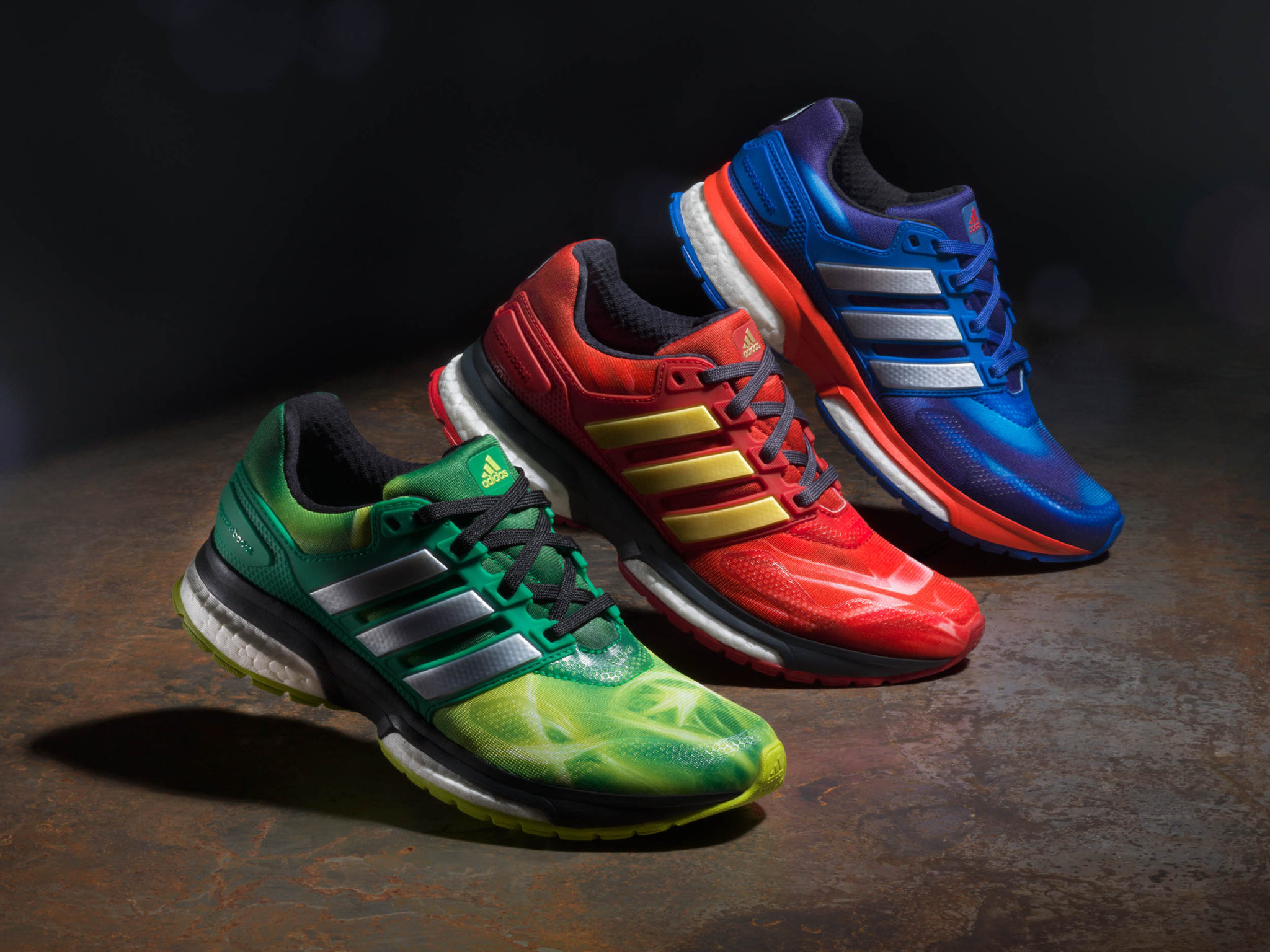 adidas x Marvel's Avengers collection