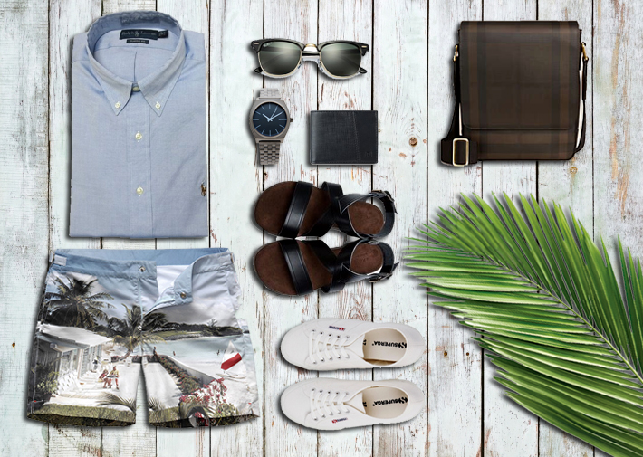 FIVE WEARBALE SUMMER LOOKS TO TRY THIS SEASON
