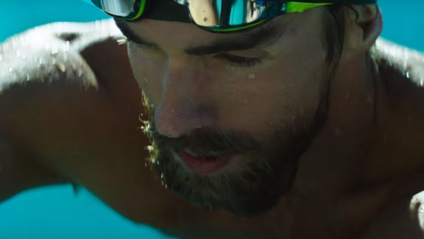 """UNDER ARMOUR FEATURES PHELPS IN THE LATEST """"RULE YOURSELF"""" MATERIAL"""