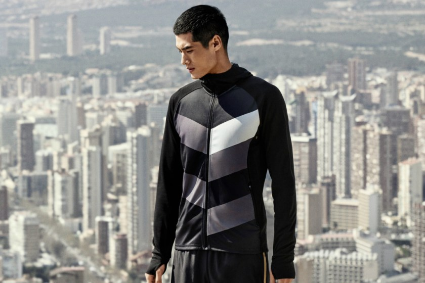 """H&M """"FOR EVERY VICTORY"""" IS THEIR LATEST HIGH-FASHION PERFORMANCE SPORTSWEAR"""
