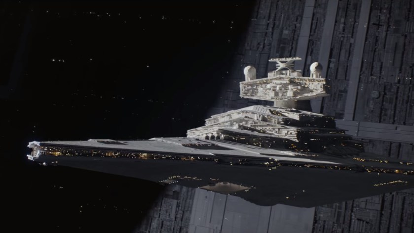 DARTH VADER RISES IN ROGUE ONE A STAR WARS STORY TRAILER