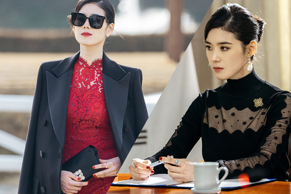 Check Out These Jung Eun Chae S Fashion Pieces In K Drama The King Eternal Monarch