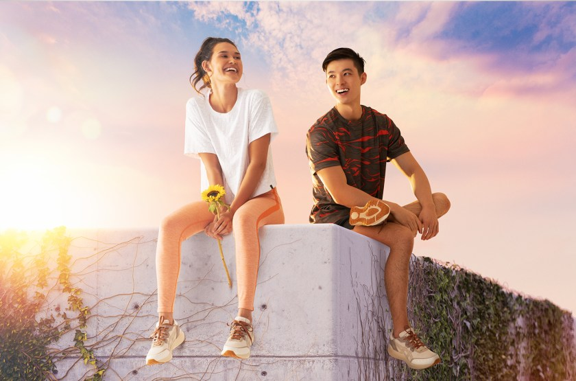 ASICS PROMOTES SUSTAINABILITY IN FOOTWEAR WITH ITS NEW COLLECTION