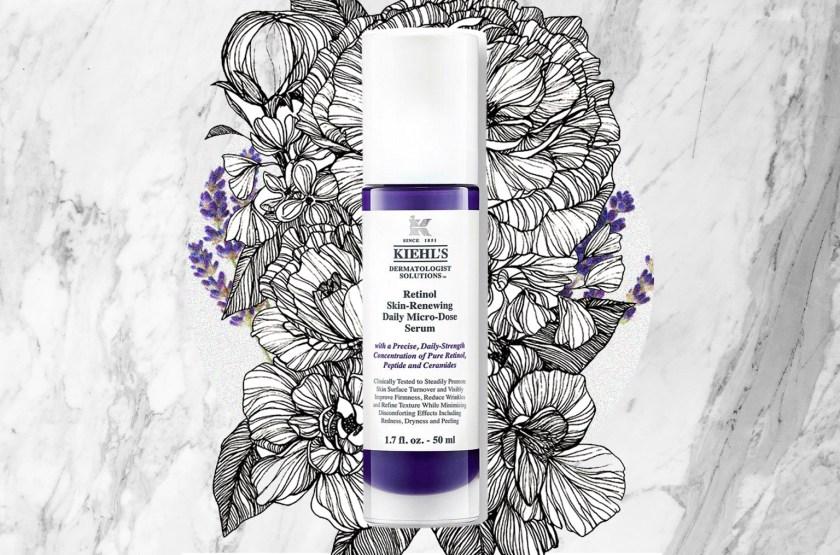 kiehl's retinol skin renewing daily micro-dose serum