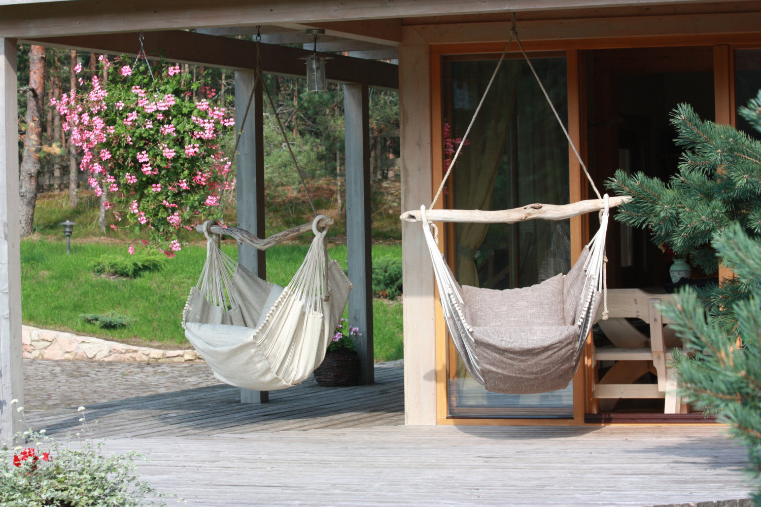 How To Make A Hammock Chair 22 Hammocks For A Calm And Relaxing Spring Style Motivation