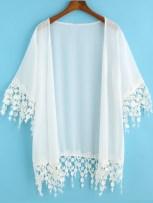 Whiter than White Kimono