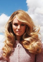 size matters 60's hair trends