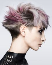 trendy alternative haircuts