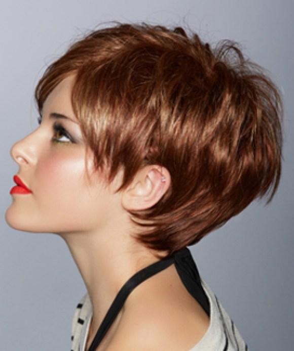 The Pixie Cut Hair Style