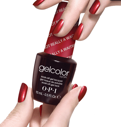 Iconic Opi Colors In A New Polish On Gel Formula Gelcolor By S Shine Intense Shades Cure 30 Seconds And Last For Weeks