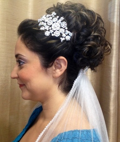 Latest Hairstyle Quinceanera Updo Hairstyles Inspiring Photos
