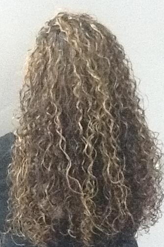 Regular Perm  Curly Hair  Hair Salon SERVICES  best