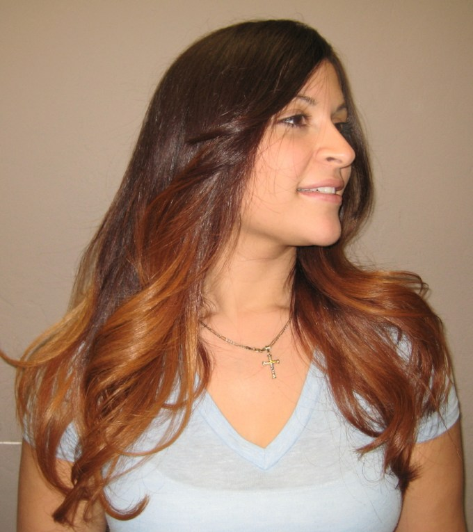 Ombre hair color cost hairsstyles ombre highlights hair salon services best s mila pmusecretfo Image collections