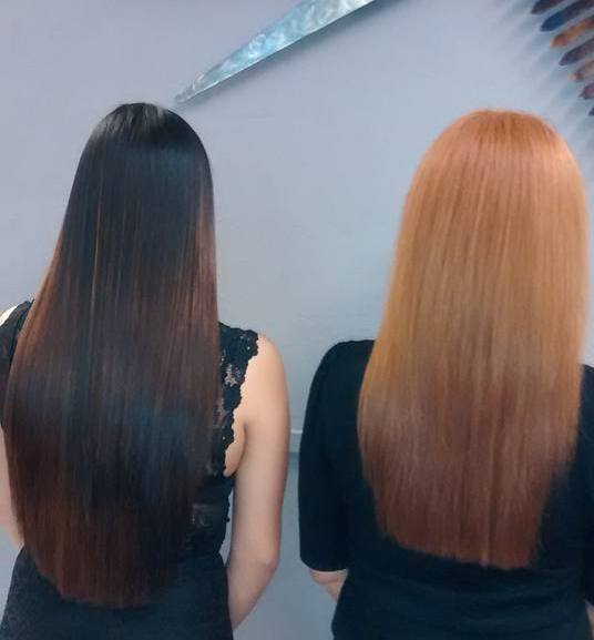 KERATIN HAIR RELAXERS STRAIGHTENERS And TREATMENTS