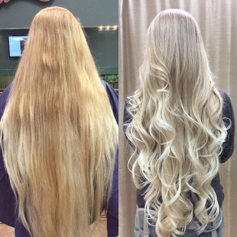 hair color hair salon