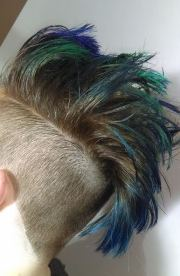 trendy haircuts - custom design