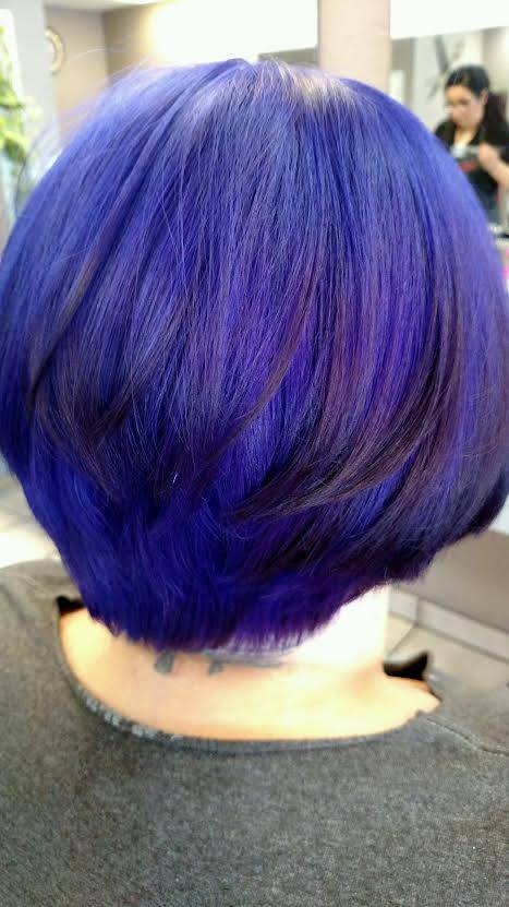 EXOTIC VIVID HAIR COLORS FASHIONS Hair Salon