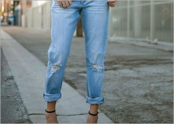 Boyfriend Jeans For Girls