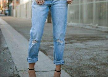 Boyfriend Jeans For Girls