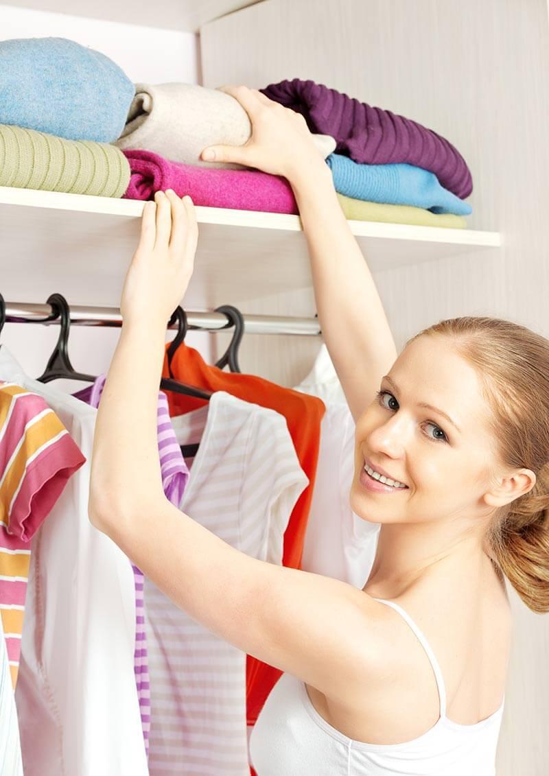 How to plan basic wardrobe for girls