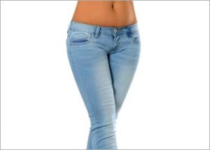 Low-rise-jeans-for-girls