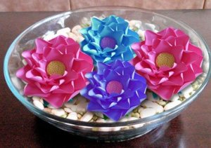 How to Make this Beautiful Paper Flower