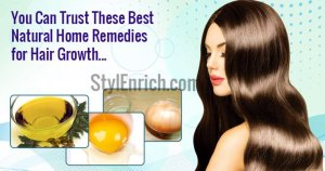 Simple & Effective Home Remedies for Hair