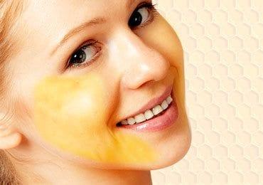 Honey face masks