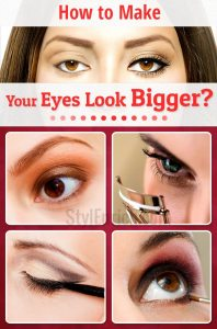 How to Make Your Eyes Look Bigger?