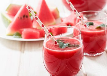 Watermelon-smoothies
