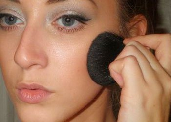 Perfect Contouring of Bronzer