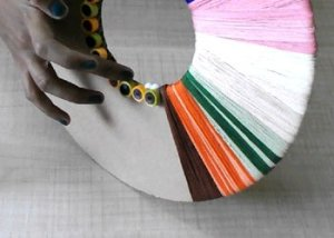 Easy-paper-craft-wall-decor-ideas