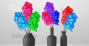 How to Make Cool Hyacinth Paper Flower?