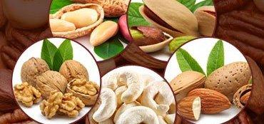 Amazing Health Benefits of Nuts