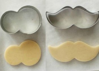 Coconut cookies cutter