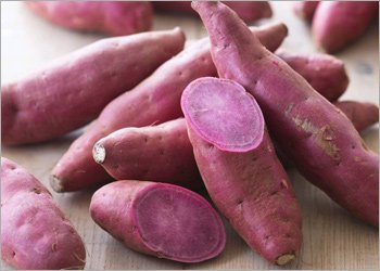 Sweet Potatoes For Healthy Looking Hair