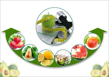 Fat Loss Tips : 6 Top Fruits For Healthy Weight Loss!
