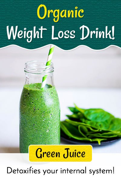Green Juice for Healthy Weight Loss