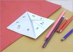 Easy-kids-craft-rigami-fortune-teller