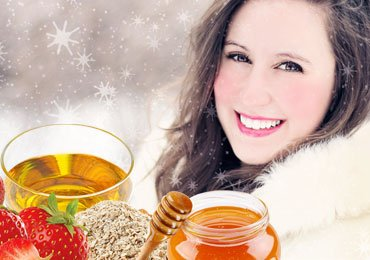 Homemade Face Masks for Winter Care