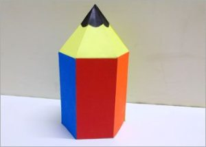Colorful-paper-pencil-box