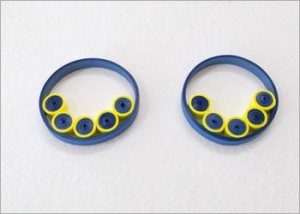 Earrings-with-tight-coil