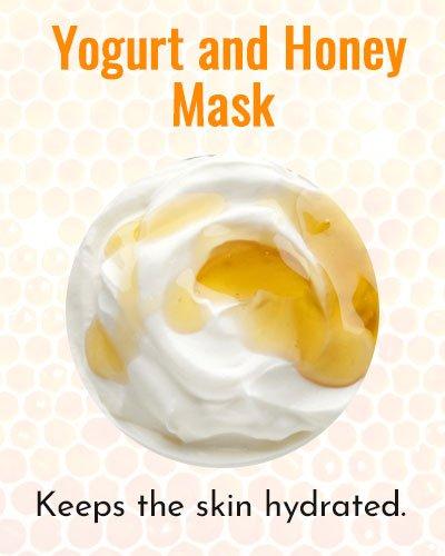 Yogurt and Honey Mask