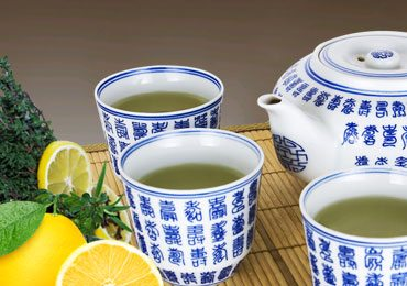 Green Tea and Lemonade Weight Loss Drinks