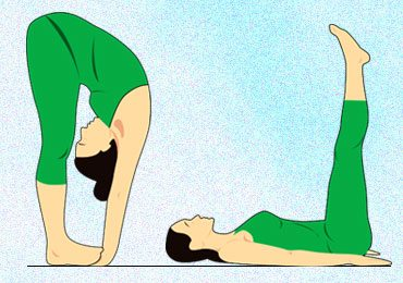 Yoga asanas to reduce belly fat fast