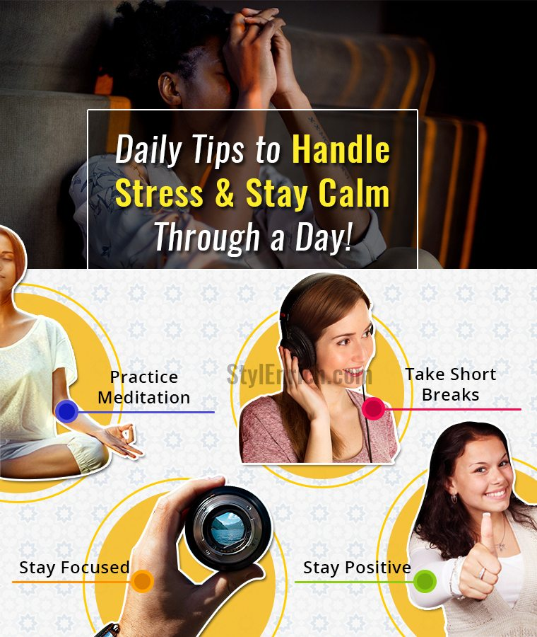 10 Daily Tips For Stress Management.
