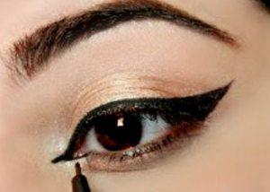 Coloured-eye-shadow