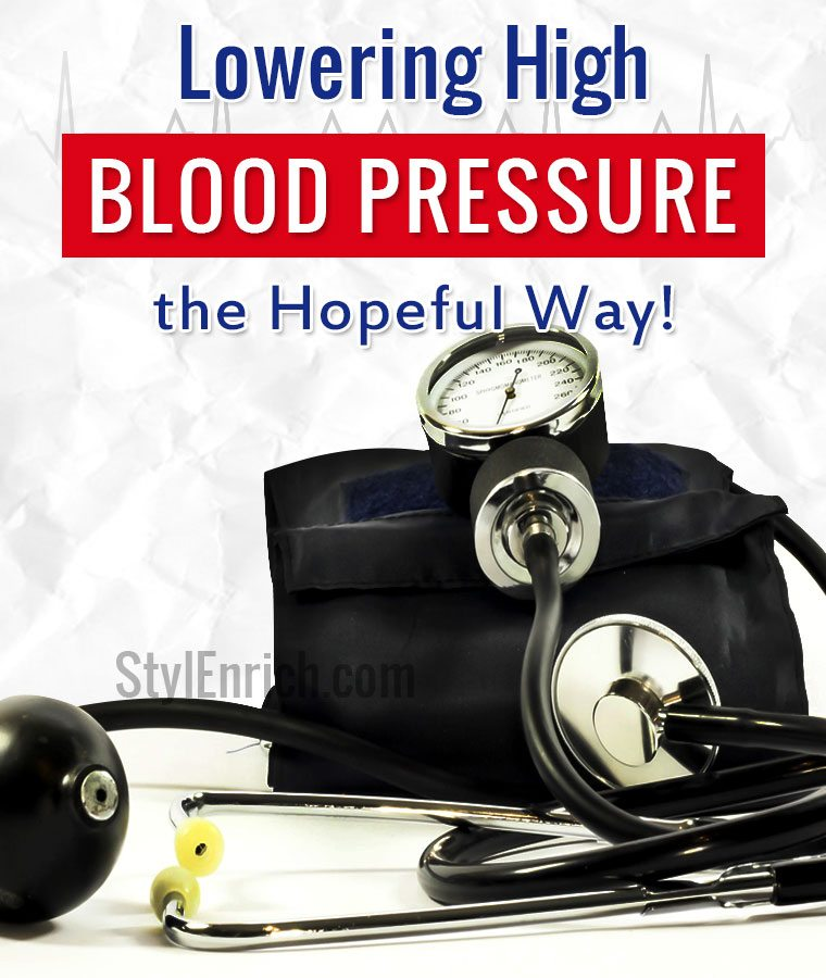 Lowering High Blood Pressure Tips